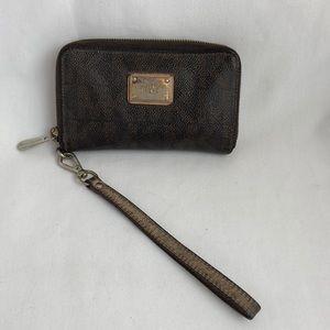 MICHAEL Michael Kors Wristlet /Wallet